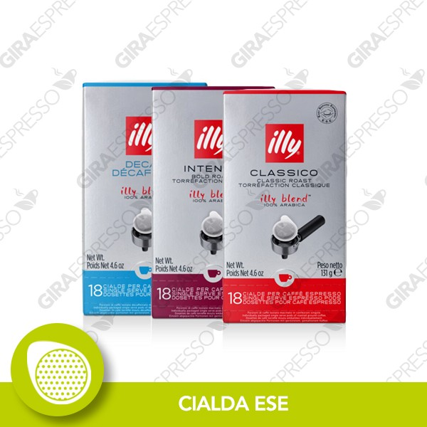 Cialde ESE illy
